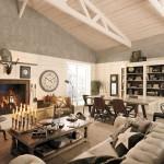 Старинные предметы в современном жилище или винтаж в дизайне интерьера