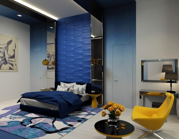 blue-and-yellow-bedroom