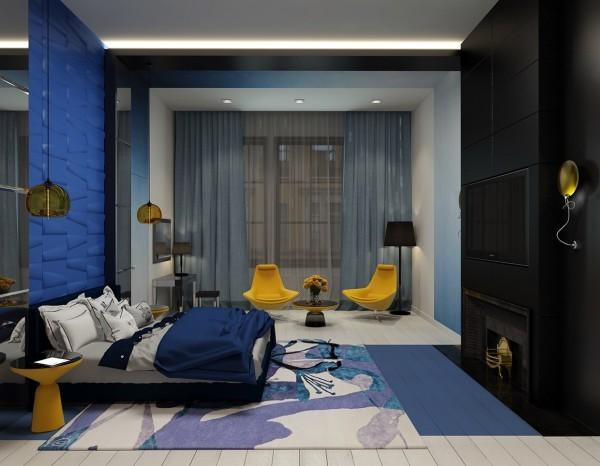 blue-bedroom-accent-wall