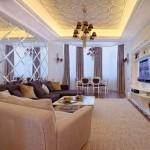 Без лишнего золота: как оформить квартиру в стиле ар-деко