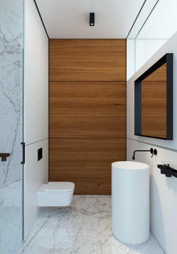 wood-paneled-bathroom
