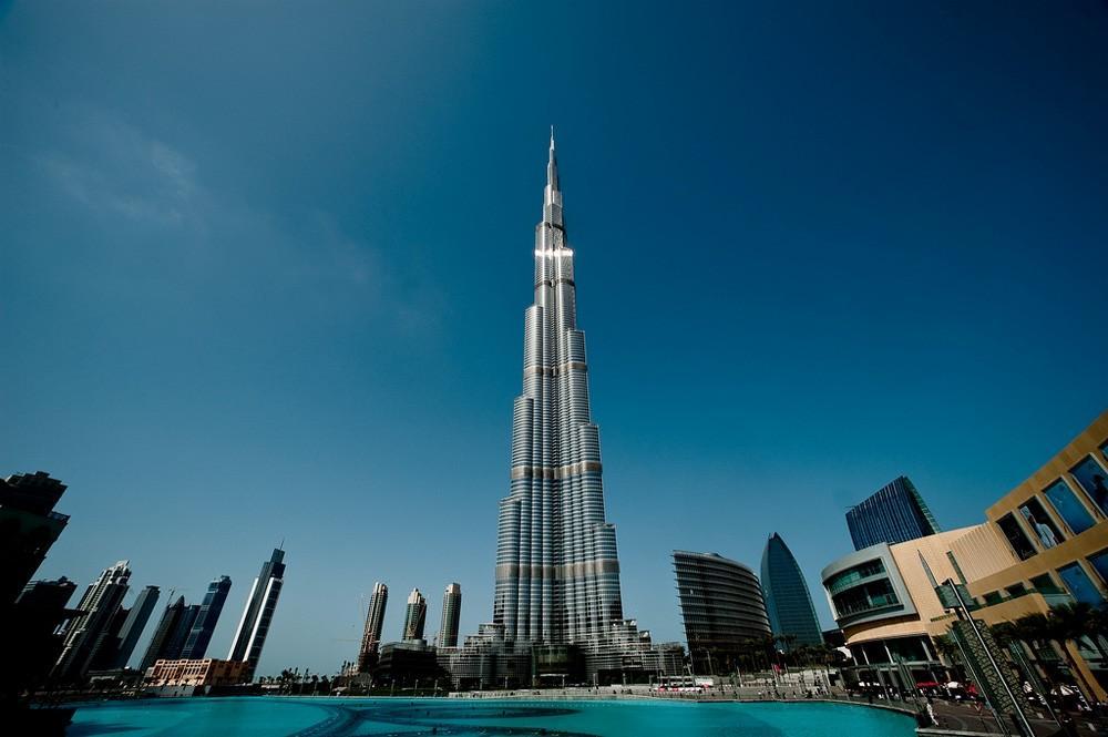 Бурдж-Халифа Дубаи. Самое высокое здание в мире. Artyhomes.ru