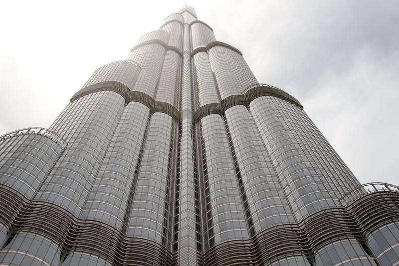 Бурдж-Халифа Дубаи. Самое высокое здание в мире.
