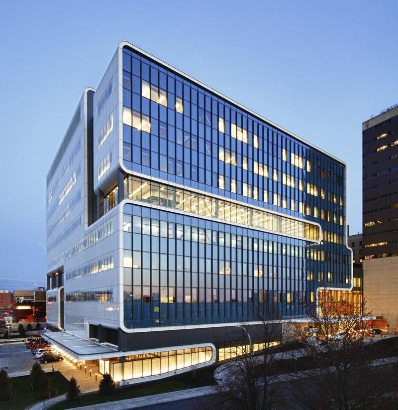 Научно-исследовательский медицинский институт. Буффало, США.
