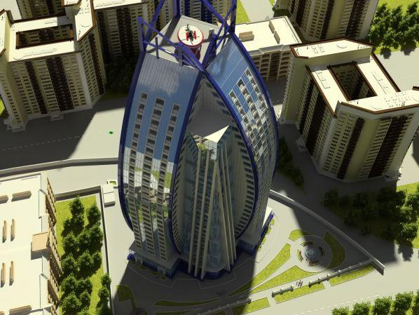 Trump Tower Baku — высотное здание в городе Баку, Азербайджан.
