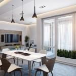 Светлые оттенки в интерьере квартиры