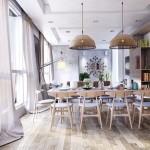 21 вариант оформления обеденной зоны в дизайне интерьера