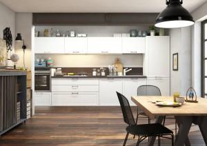 Кухня Interium Модерн 10