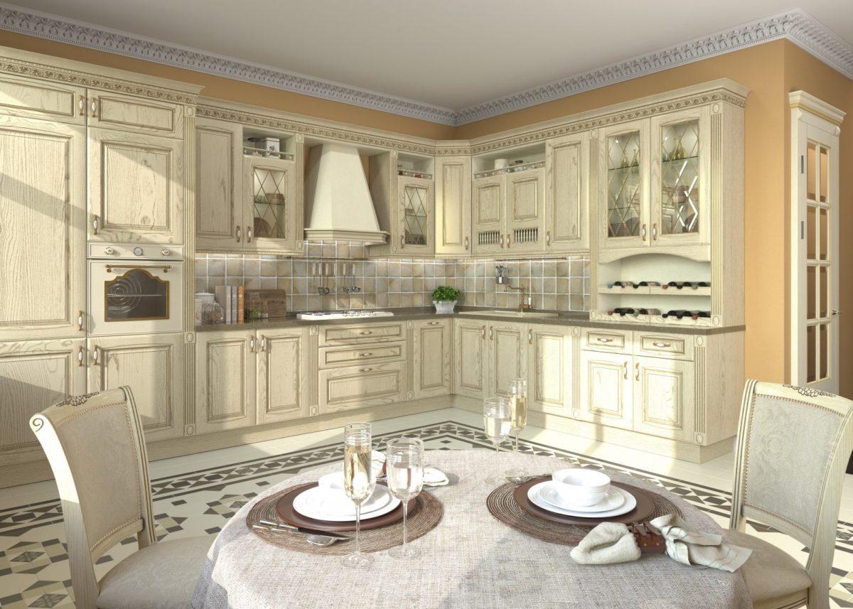 Кухня Interium Классика 13