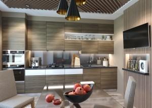 Кухня Interium Модерн 28