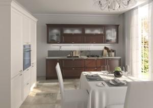 Кухня Interium Классика 08