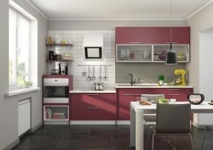 Кухня Interium Модерн 9
