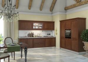 Кухня Interium Классика 02