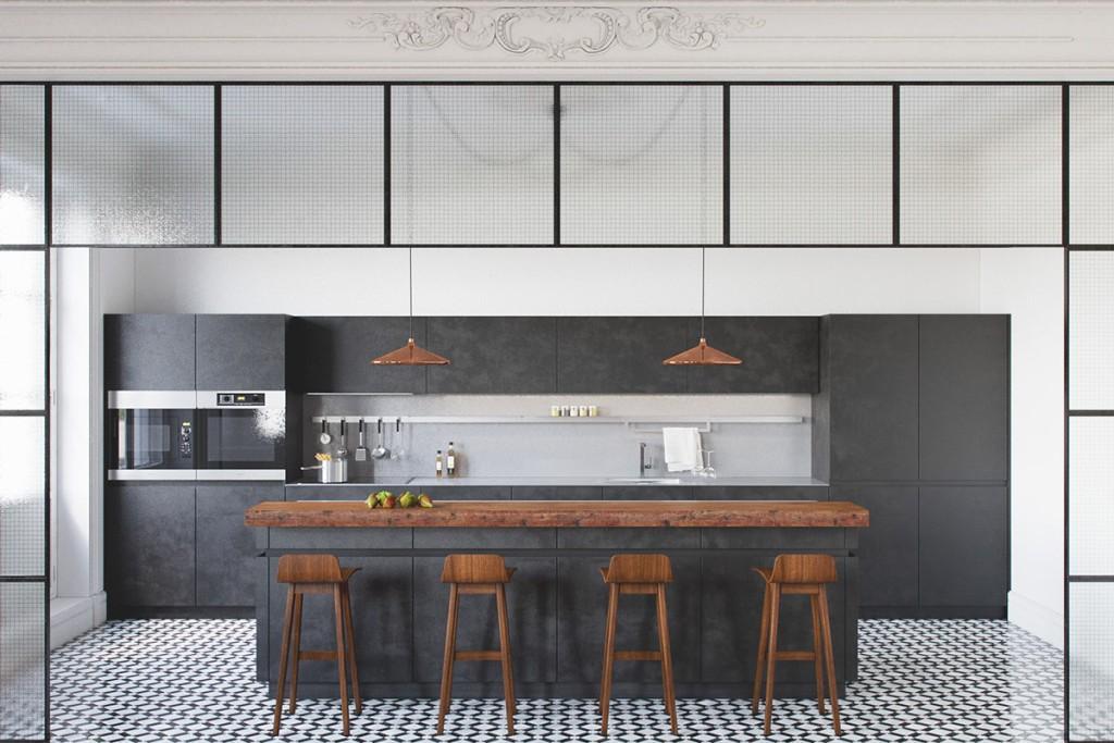 Кухня-бар