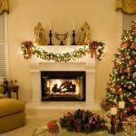 Украшение квартиры к новому году