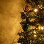Новогодняя елка. Украшения