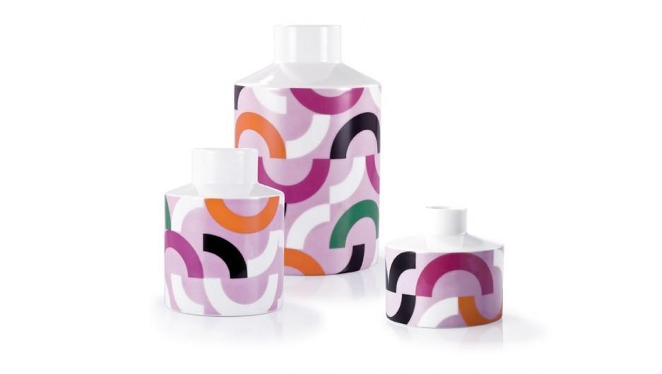 керамическая ваза Loop от бренда Remember