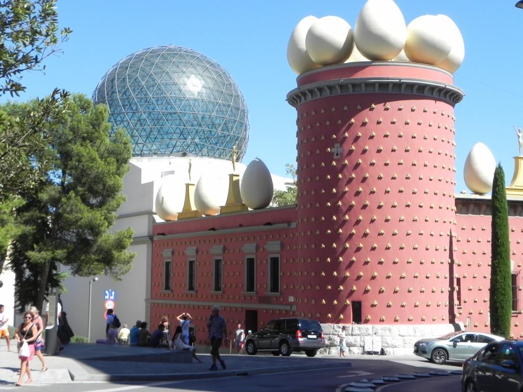 Музей Салвадора Дали в Испании