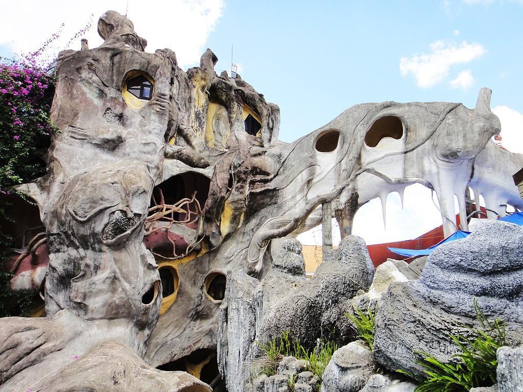 Гостиница Hang Nga Guesthouse в Далате, Вьетнам