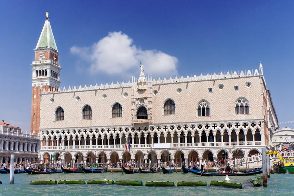 Дворец дожей. Palazzo Ducale