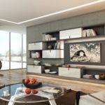 Мебель для ТВ-зоны гостиной