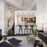 Функциональные зоны в дизайне интерьера квартиры
