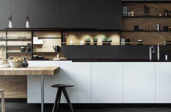 Идеи для оформления кухни