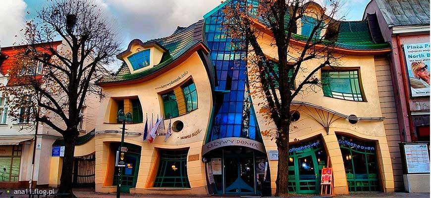 10 самых необычных зданий мира