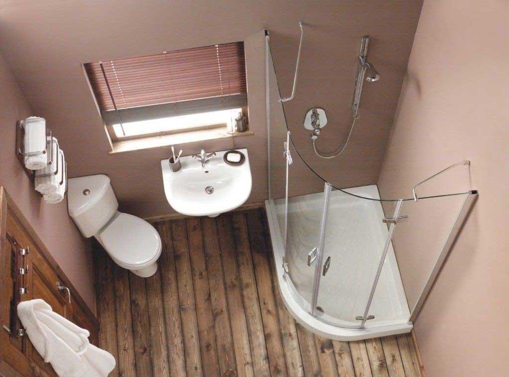 Туалет в ванную комнату
